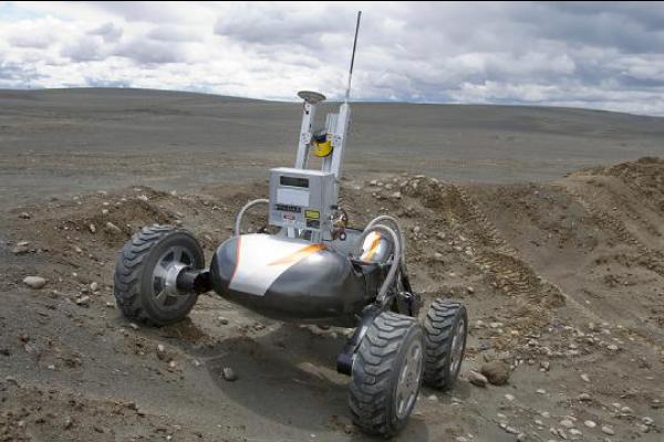 自走式ロボット